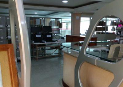 2 Balcão atendimento - Biblioteca da Faculdade de Nova Friburgo