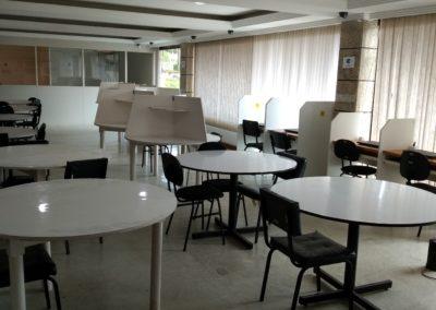 3 Salão estudo - Biblioteca da Faculdade de Nova Friburgo